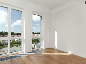 Широкоформатные окна в квартирах